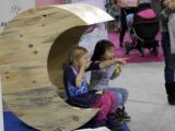 holdacska kuckó, bölcső, gyerekbútor
