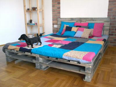 Raklap ágyak