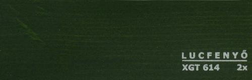 """XGT 614 """"sötétzöld"""""""